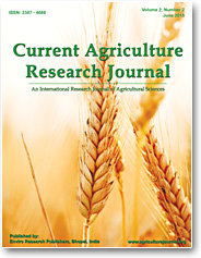 Current Agriculture Reseach Journal