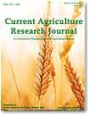 Current Agriculture Research Journal