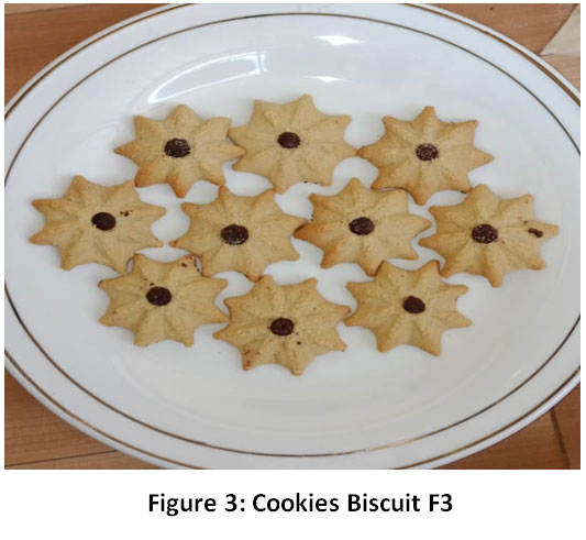 Development Of Foxtail Millet And Flying Fish Flour Based Cookies